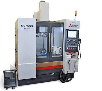 MC Machinery DV-1000 Milling 3-axis universal machine dealer in Ohio