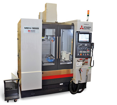 MC Machinery MCV-1000 Milling 3-axis universal machine dealer near me