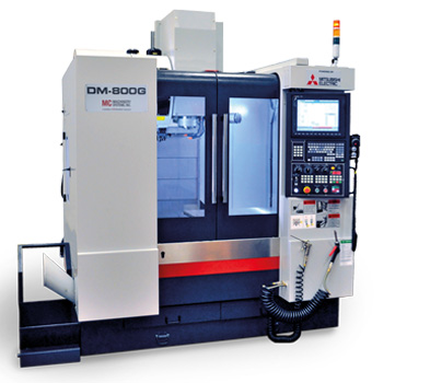MC Machinery DM-800G milling 3-axis HSM machine dealer in PA