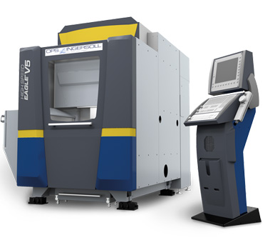 OPS Ingersoll Eagle V Series 5-Axis graphite milling dealer near me