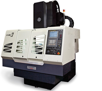 Roku-Roku HC Series for hard milling and graphite cutting