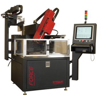 Titan Force Series CNC EDM Hole Driller machine dealer near me