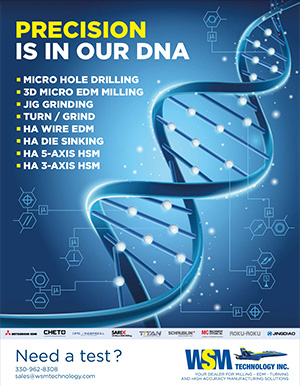 Precision Is In Our DNA Brochure
