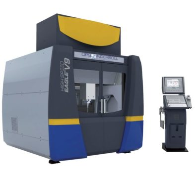 OPS INGERSOLL V9 5-AXIS CNC MACHINE (DEMO)