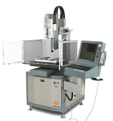 YOUGAR YGS-43C SMALL HOLE CNC DRILL (2012)