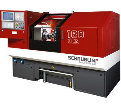 Schaublin 180 CCN Turning/Hard Turning machine dealer in OH