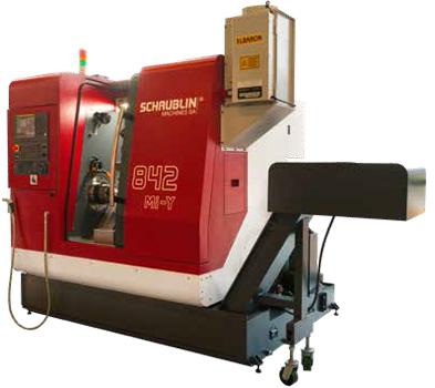 Schaublin 842 Mi-Y Turning/Hard Turning machine dealer in WV