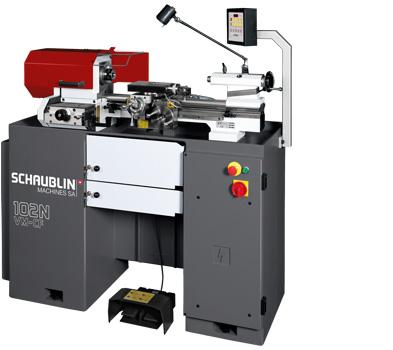 schaublin 102N high precision lathe dealer